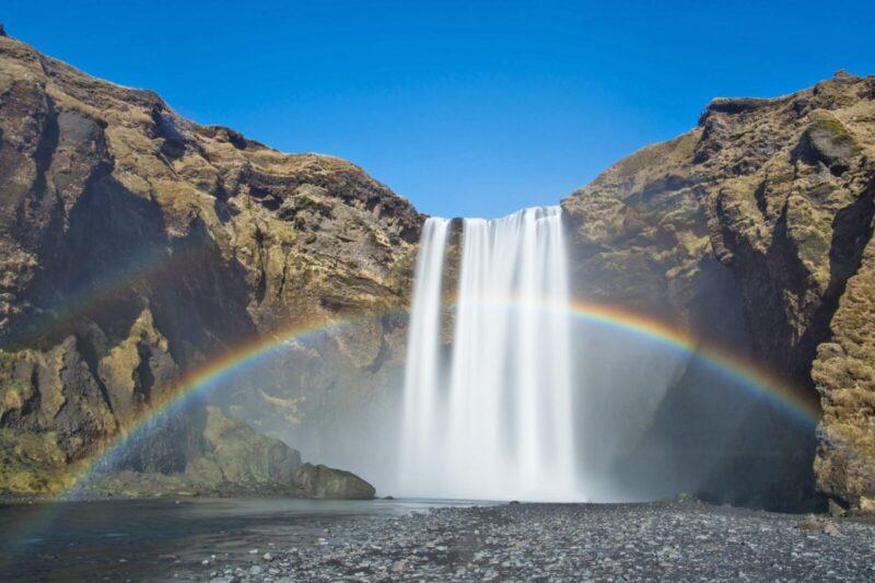 アイスランドの風景